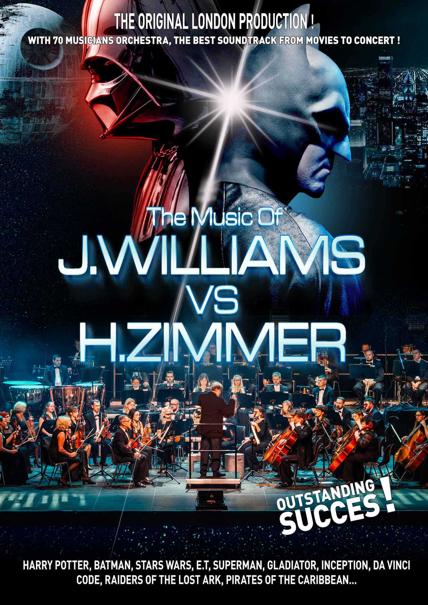 Hans Zimmer VS John Williams